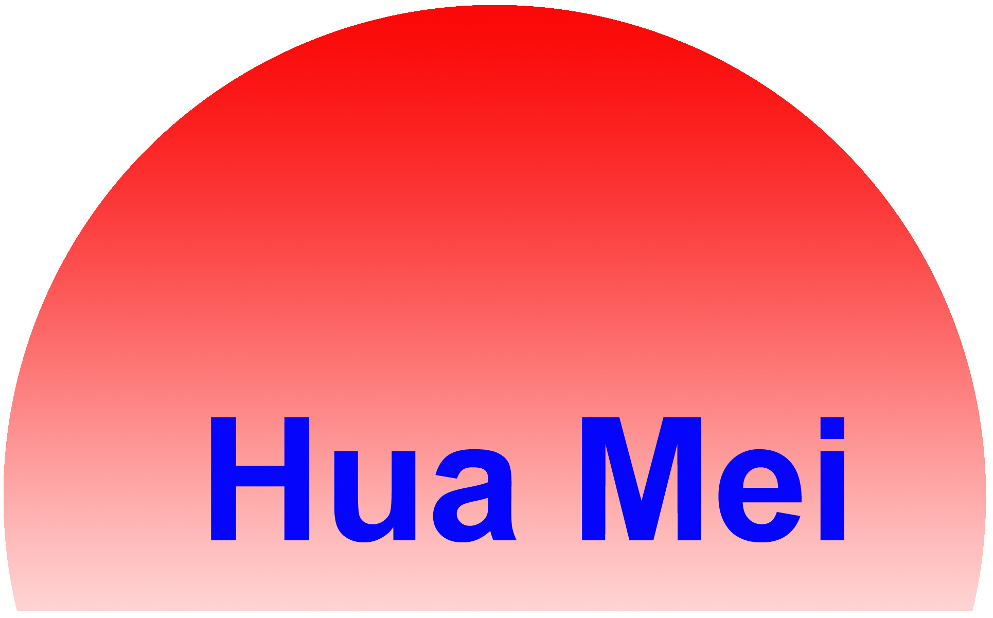 Hua Mei Industrial Co Ltd